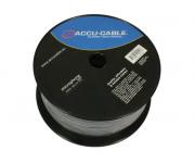 Accu Cable AC-MC/100R-Black Кабель микрофонный фото 1