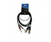 Accu Cable AC-2XF-2J6M/1,5 Кабель сигнальный фото 1