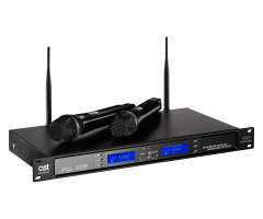 ART SYSTEM AST-921M Двухканальная беспроводная микрофонная система фото 1