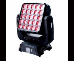 Free Color MATRIX 25 Светодиодная LED голова фото 1