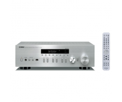 Yamaha R-N402 Silver/Black Hi-Fi сетевой ресивер фото 1
