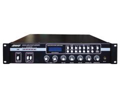 ABK PA2325 Микшер-усилитель трансляционный на 6 регулируемых зон фото 1
