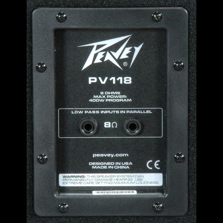 PEAVEY PV 118 Пассивный сабвуфер фото 2