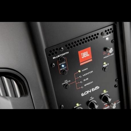 JBL EON 615 Активная акустическая система фото 4