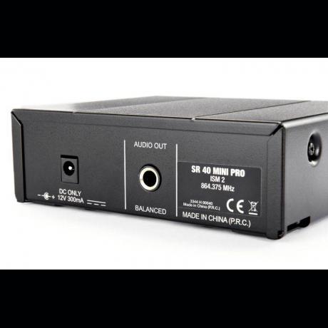 AKG MINI WMS40 вокальная радиосистема с 2-мя микрофонами фото 4