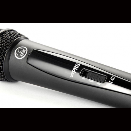 AKG MINI WMS40 вокальная радиосистема с 2-мя микрофонами фото 5