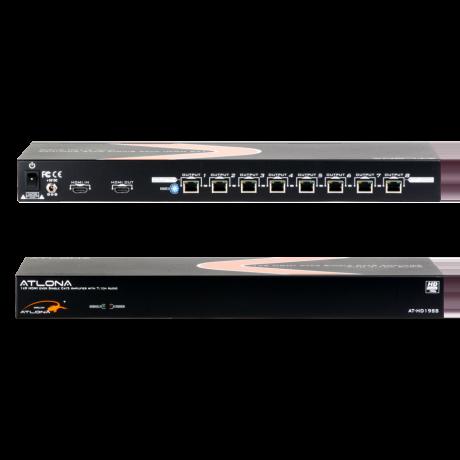 Atlona AT-HD19SS Распределитель сигнала высокой чёткости (9 портов) фото 2