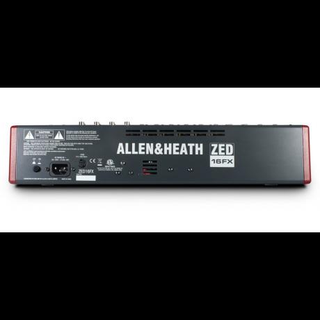 Allen&Heath ZED-16FX Аналоговый мишкер фото 3