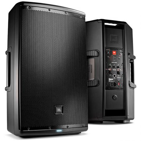 JBL EON 615 Активная акустическая система фото 1