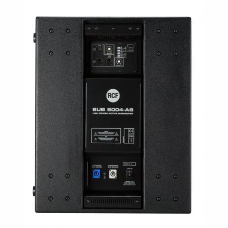 RCF SUB 8004-AS Активный сабвуфер фото 3