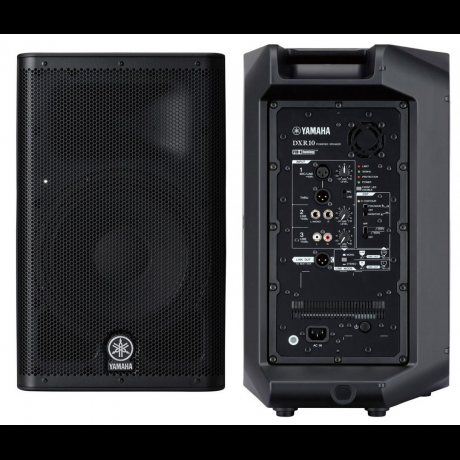 YAMAHA DXR10 Активная акустическая система фото 1
