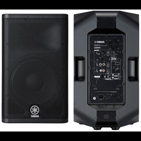 YAMAHA DXR12 Активная акустическая система фото 1