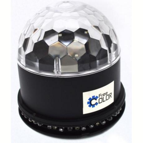 Free Color BALL31 LED  прибор фото 1