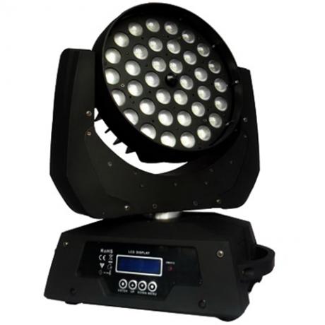 Free Color W3618 Светодиодная LED голова фото 1