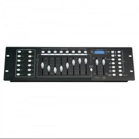 Free Color C192 DMX контроллер фото 1