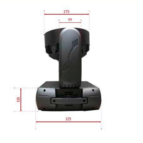 Pro Lux Светодиодная LED голова LUX LED 3712 фото 2
