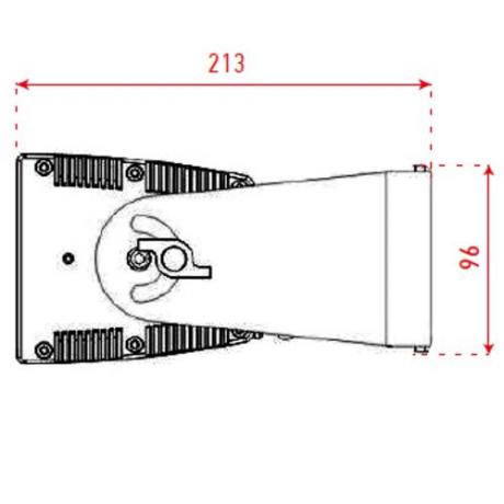 Pro Lux Светодиодный LED прожектор MATRIX BAR 6 IP фото 3