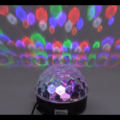 Free Color BALL63 USB LED прибор фото 2