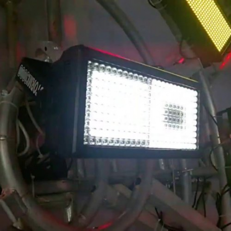 Pro Lux LUX STORMI 6000 Светодиодный LED стробоскоп фото 2
