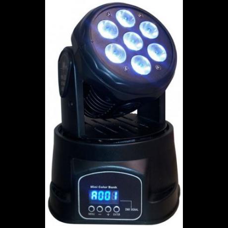 Free Color W710 Светодиодная LED голова фото 1