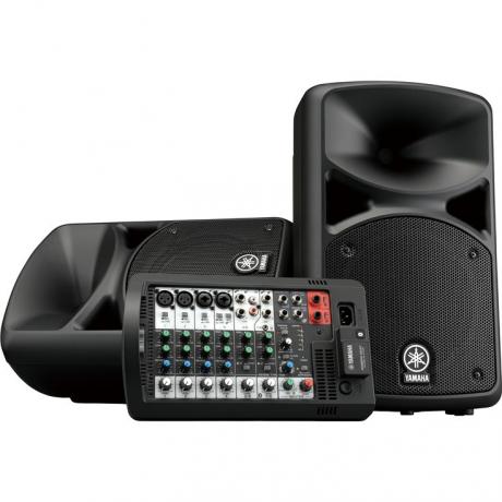 YAMAHA STAGEPAS 400BT Система звукоусиления фото 1
