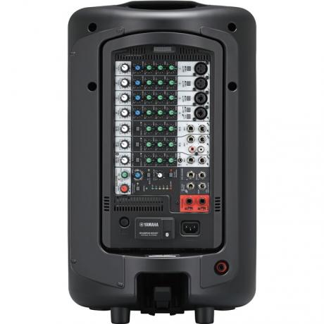 YAMAHA STAGEPAS 600BT Система звукоусиления фото 3