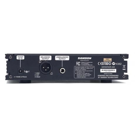Samson Synth 7 Handheld System (SWS7SHQ8Е-С) Радиомикрофон фото 2